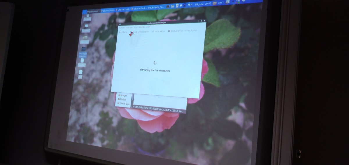 Image Ubuntu